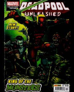 Deadpool Unleashed Magazine