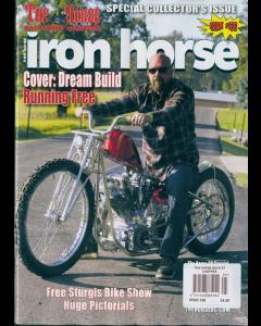 Horse Back Street Choppers Magazine