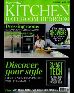 Essential Kitchen Bath Bedrooms Magazine