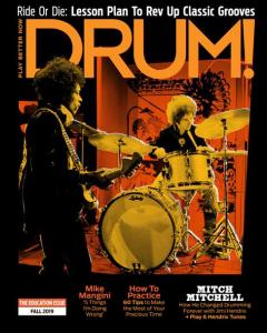 Drum (USA) Magazine