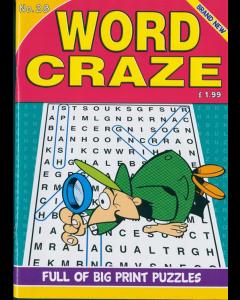 Word Craze Magazine