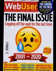 Webuser Magazine