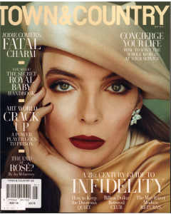Town And Country (USA) Magazine