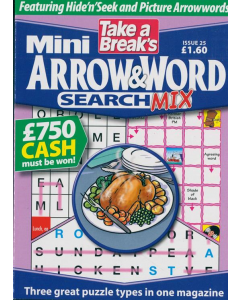 TAB MINI ARROW WORD SEARCH