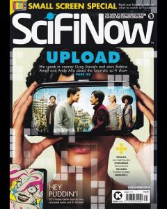 Sci Fi Now Magazine