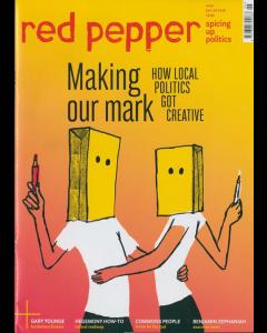 Red Pepper Magazine  #220