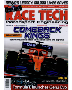 Race Tech Magazine