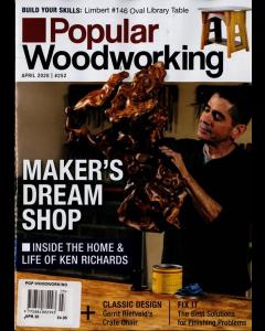 Popular Woodworking Magazine (USA)