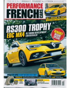 Performance French Cars Magazine