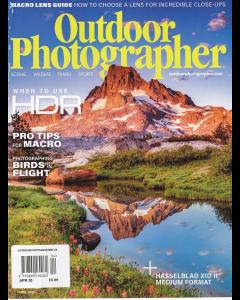 Outdoor Photographer US Magazine