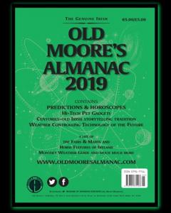 OLD MOORE''S (IRRG) ALMANAC