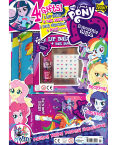 MY LITTLE PONY BUMPER PACK