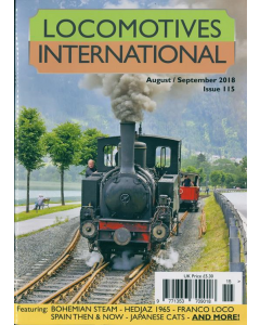 LOCOMOTIVES INTERNATIONAL