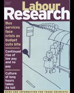 Labour Research Magazine