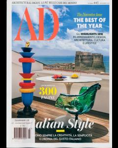 AD - Architectural Digest Magazine (ITA)