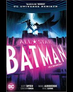 All-Star Batman Vol. 3: First Ally (Rebirth)