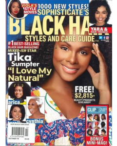 Sophisticates Black Hair Styles And Care Guide Magazine
