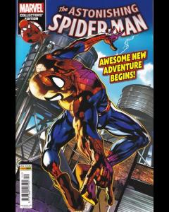 Astonishing Spiderman Magazine