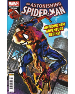 Astonishing Spiderman Magazine #52