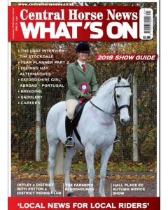Central Horse News Magazine