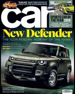 Classic Cars & Car Magazine Bumper