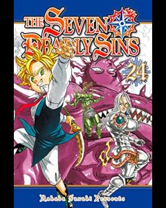 The Seven Deadly Sins Vol. 24