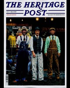 The Heritage Post Magazine