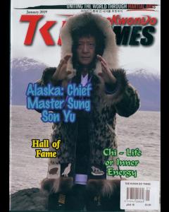 Tae Kwon Do Times Magazine