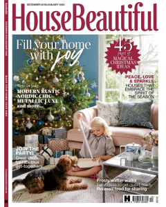 House Beautiful+Country Living+Elle Decoration