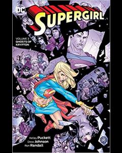 Supergirl TP Vol 3 Ghosts Of Krypton