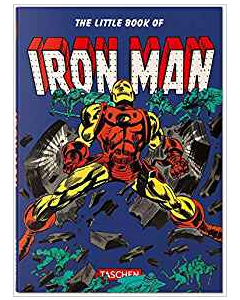 Little Book Of Iron Man