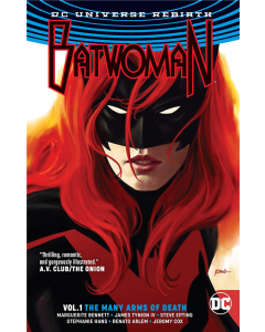 Batwomen Vol.1 The Many Arms Of Death