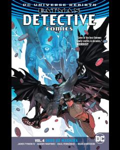 Batman: Detective Comics Vol.4 Deus Ex Machina