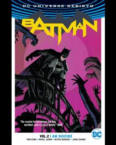 BATMAN VOL 2. I AM SUICIDE