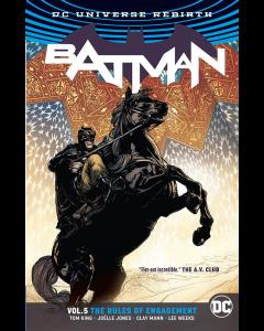 Batman Volume 5: Rules Of Engagement