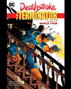 Deathstroke, The Terminator Volume 5: World Tour