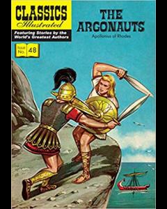The Argonauts (Classics Illustrated) (Paperback)