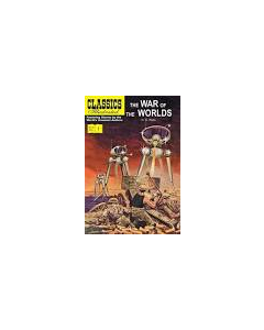 War of the Worlds, The (Classics Illustrated) (Paperback)