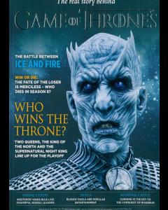 Game Of Thrones Bookazine