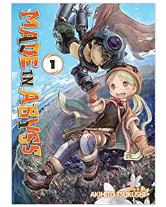 Made In Abyss Pb - Vol 1