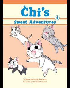 Chi''s Sweet Adventures Vol 4