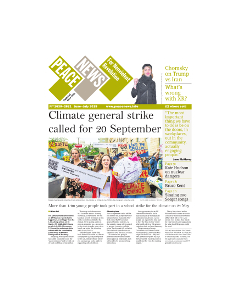 Peace News Magazine
