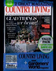 Country Living & Gardener''s World Magazine
