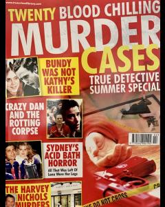 True Crime Library Presents Magazine