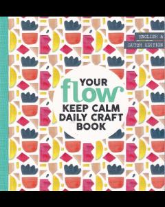 FLOW Keep Calm Daily Craft Book