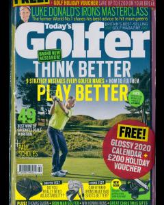 Todays Golfer & Golf World Bumper Pack