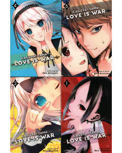 Love Is War - Kaguya Sama