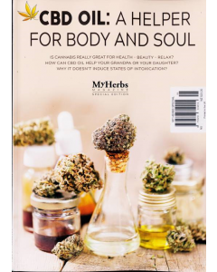 My Herbs Special Magazine CBD Oil 2021