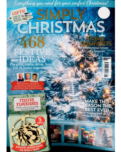Simply Christmas Magazine