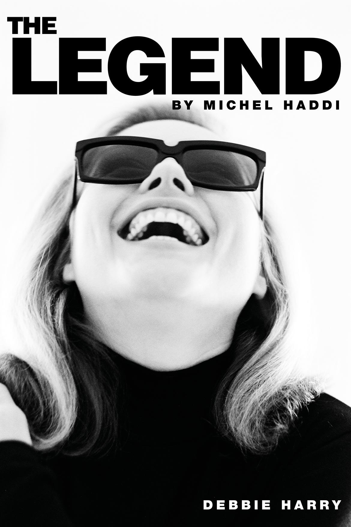 The Legend by Michel Haddi